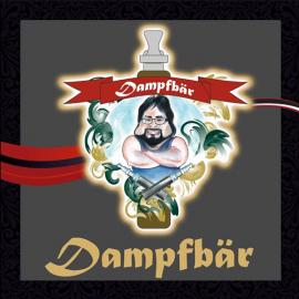 Dampfbär Logo